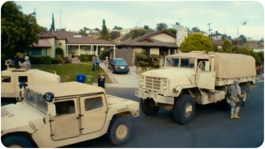 National Guard Fear the Walking Dead The Dog