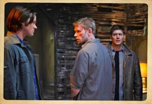 Sam Lucifer Dean Supernatural Swansong