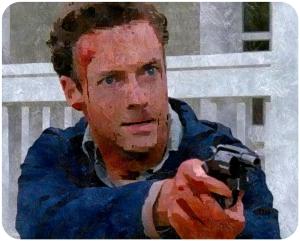 Aaron The Walking Dead JSS