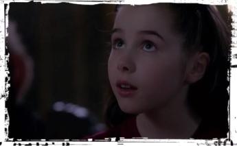 Amara looking up The Bad Seed Supernatural
