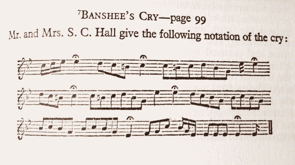 Monster of the Week: The Banshee   The Supernatural Fox Sisters