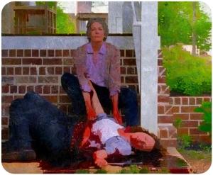 Carol Erin The Walking Dead JSS
