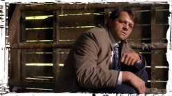 Castiel barn Supernatural Out of the Darkness Into the Fire