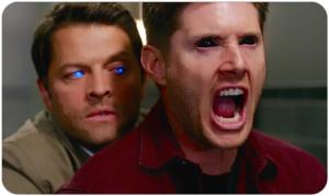 Castiel Dean Winchester Supernatural Soul Survivor