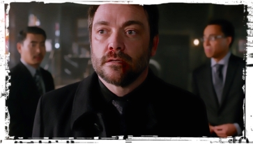 Crowley minions Supernatural Out of the Darkness Into the Fire