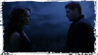 Dean Darknes Supernatural Out of the Darkness Into the Fire