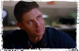 Dean look at Castiel The Bad Seed Supernatural
