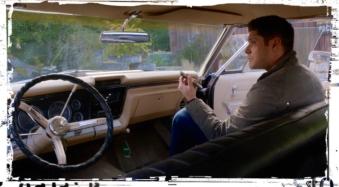 Dean phone Castiel Supernatural Baby