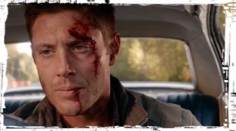 Dean starts Impala Supernatural Baby