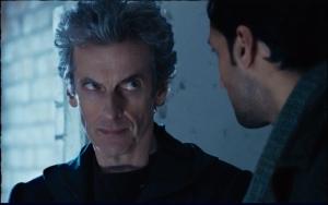 Doctor Bennett Doctor Who Before the Flood