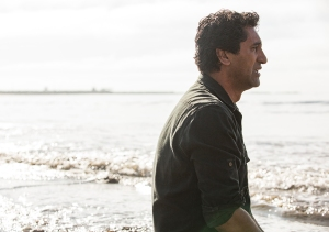 Travis Manawa (Cliff Curtis) in The Good Man. Photo by Justina Mintz/AMC.