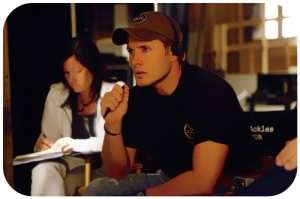 Jensen Ackles Directs
