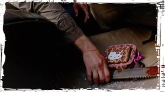 knife purse Supernatural Baby