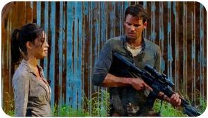 Rosita Spencer The Walking Dead JSS