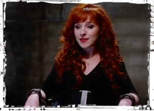 Rowena chair The Bad Seed Supernatural