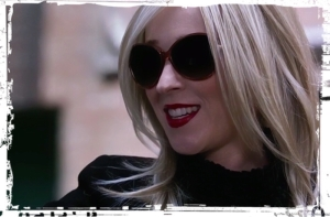 Rowena sunglasses The Bad Seed Supernatural