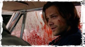 Sam back Supernatural Baby