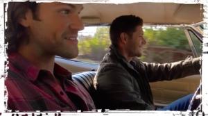 Sam Dean Winchester sing Supernatural Baby