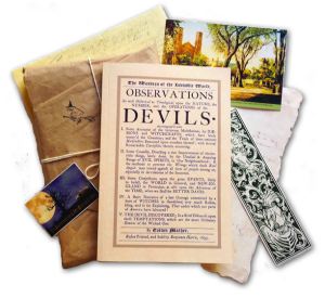 Monster packs make fun gifts for any witch, vampire, or spirit.