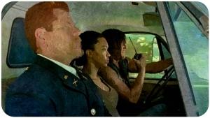 Abraham Sasha Daryl The Walking Dead Always Accountable