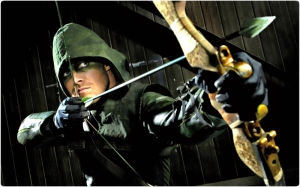 Arrow with bow CW