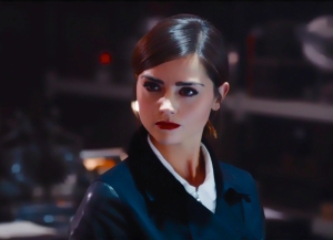 Bonnie Clara Jenna Coleman Doctor Who The Zygon Inversion