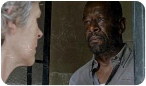 Carol Morgan The Walking Dead Heads Up