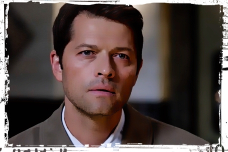 Castiel Supernatural Our LIttle World