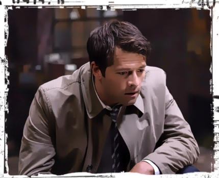 Castiel talks Supernatural Our LIttle World