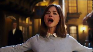 Clara goodbye Doctor Who Face the Raven