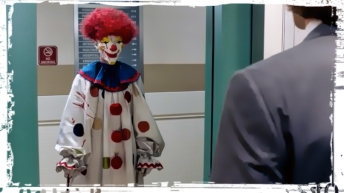 Clown elevator Supernatural Plush