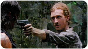 Daryl gun DwightThe Walking Dead Always Accountable