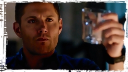 Dean Drinks Supernatural Our LIttle World