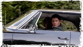 Dean Impala look Supernatural Thin LIzzie
