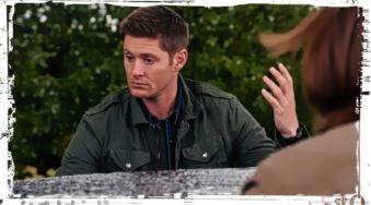 Dean Impala Supernatural Thin LIzzie