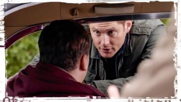 Dean Len Impala Supernatural Thin LIzzie