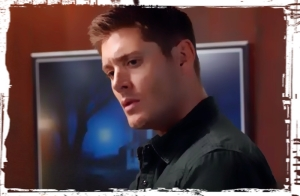 Dean ready Supernatural Our LIttle World