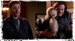 Dean Sam Donna goodbye Supernatural Plush