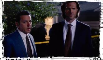 Detective Sam Supernatural Thin LIzzie