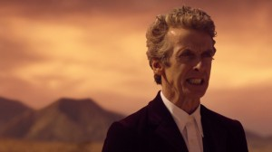 Doctor hybrid Doctor Who Heaven Sent