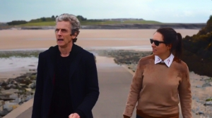 Doctor Osgood post crash Doctor Who The Zygon Inversion