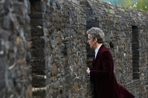 Doctor wall Doctor Who Heaven Sent