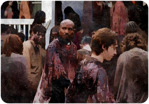 Father Gabriel Seth Gilliam The Walking Dead Start to Finish