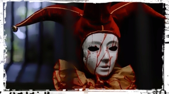 Harelquin jester Supernatural Plush