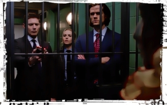 Harlequin Jeser jail sam dean donna Supernatural Plush