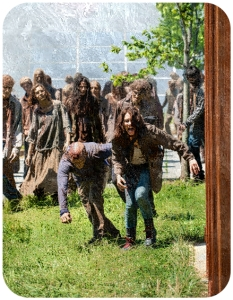 Invading Dead The Walking Dead Start to Finish