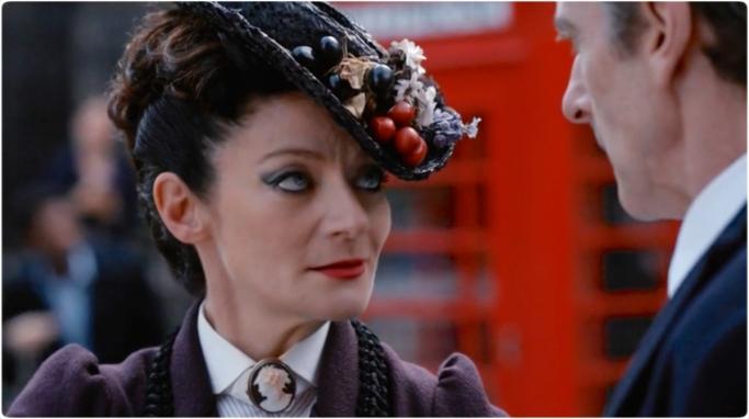 Michelle Gomez Missy Doctor 1200 Doctor Who Dark Water