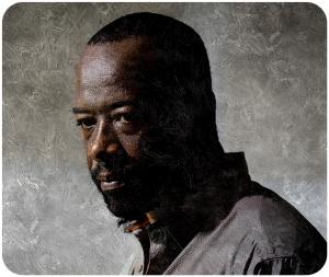 Morgan inside The Walking Dead Start to Finish