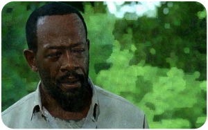 Morgan The Walking Dead Heres Not Here