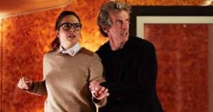 Osgood Doctor plane Doctor Who The Zygon Invasion